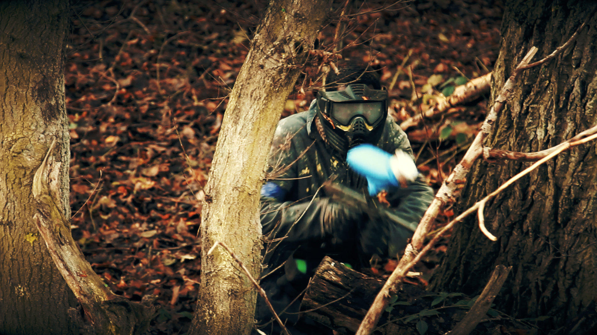 Paintball Yarm Paintball Middlesbrough Battlezone Paintball