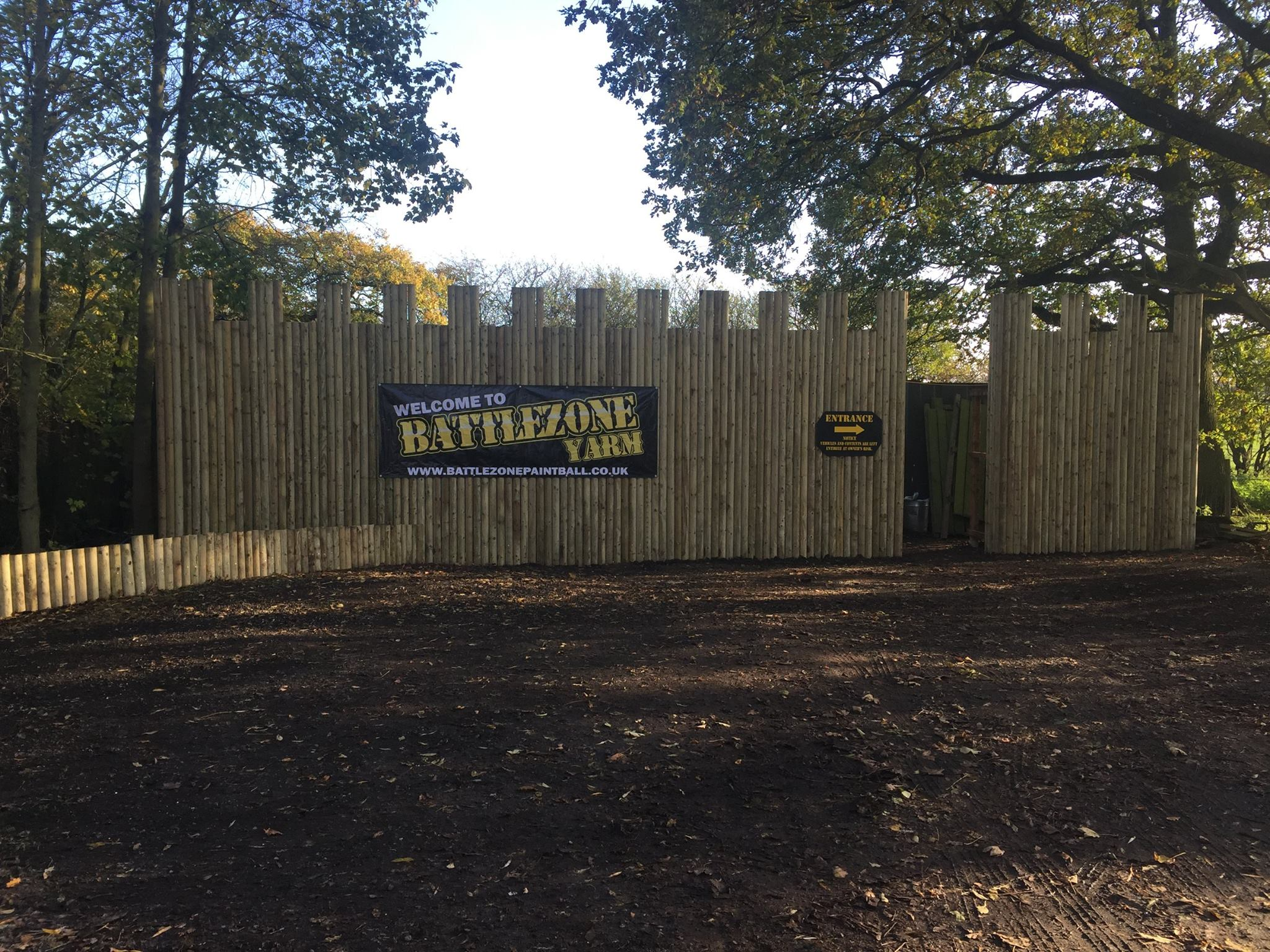 Paintball Yarm
